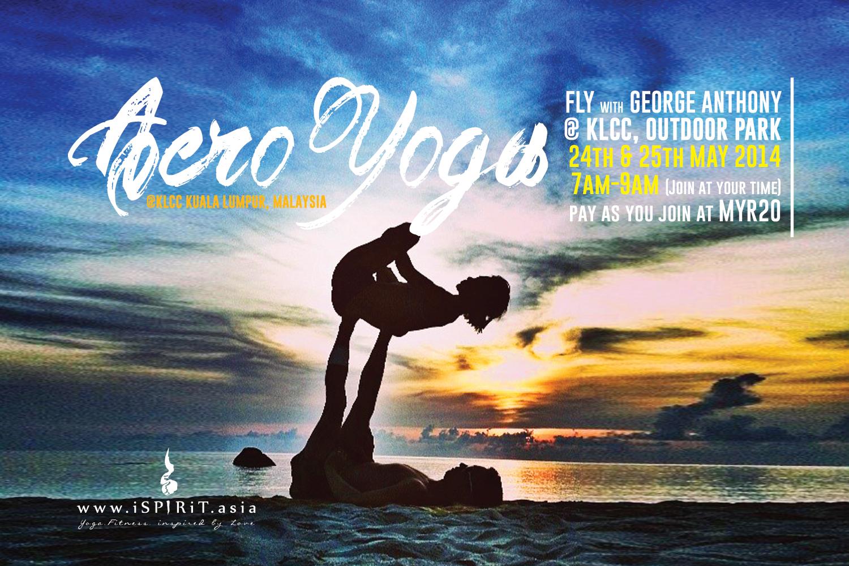 Acro Yoga KLCC 20140524