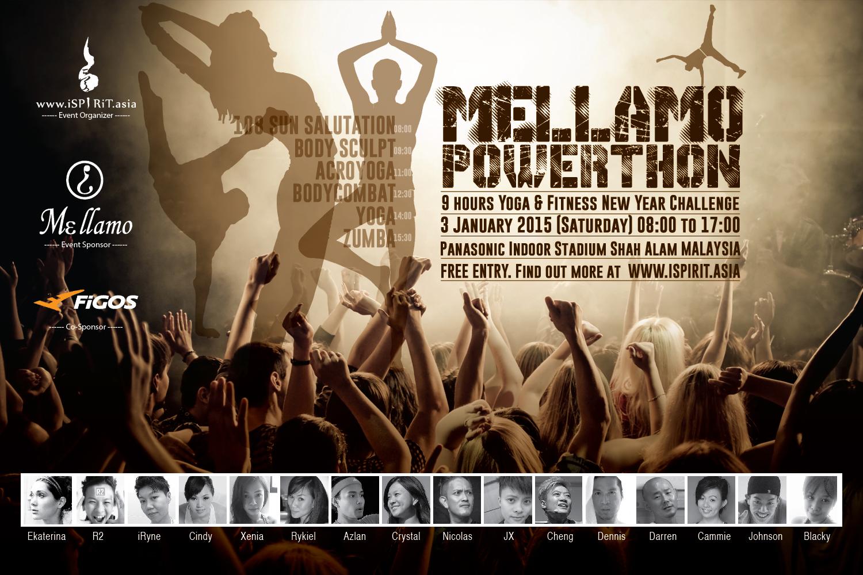 A poster 3x2 Mellamo Powerthon v1-2