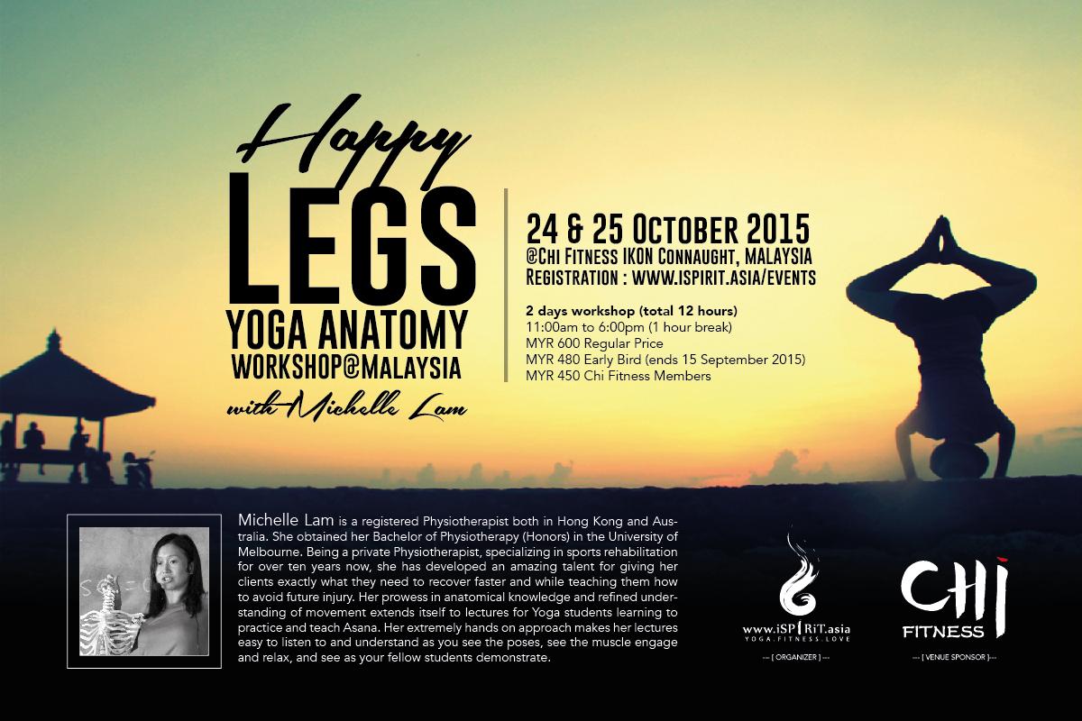 A Happy Legs Yoga Anatomy