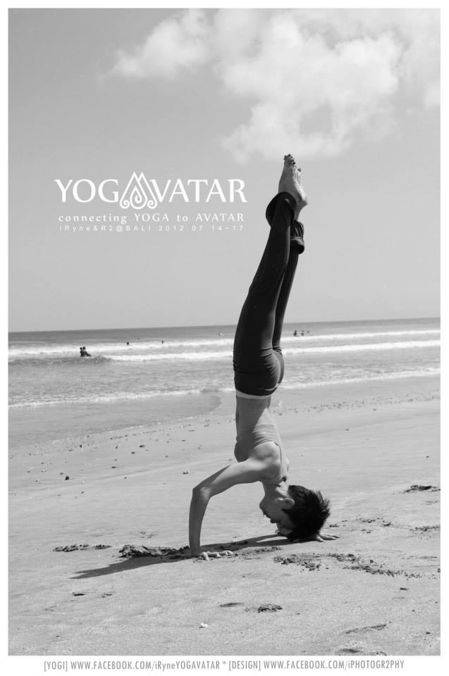 iryne yogavatar inversion