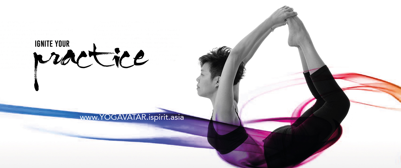 Practice at Yogavatar Yoga Teacher Training