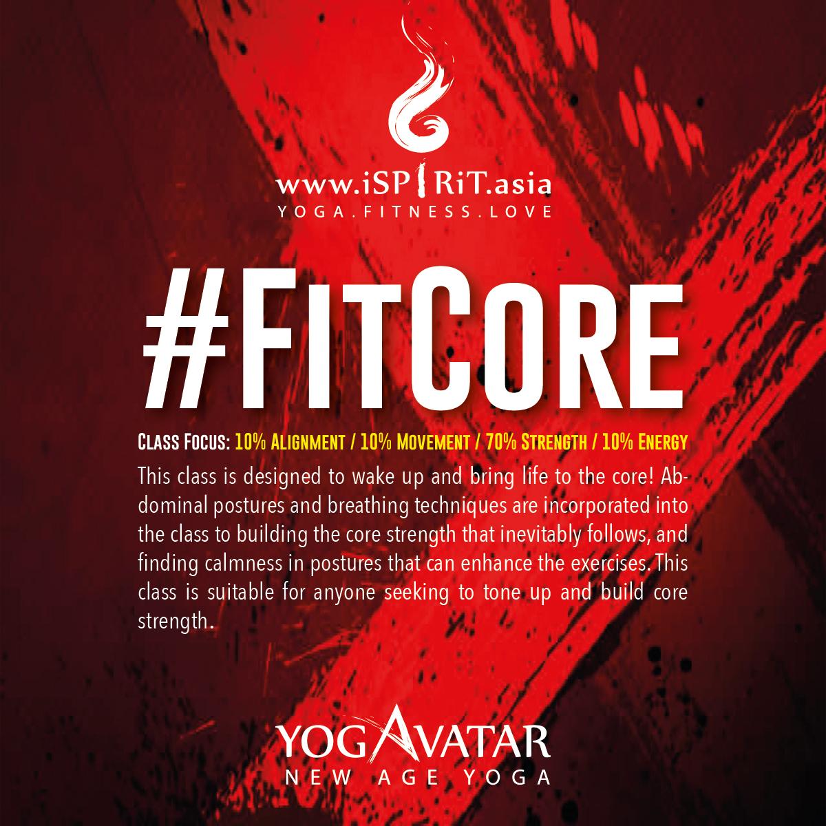 #FitCore