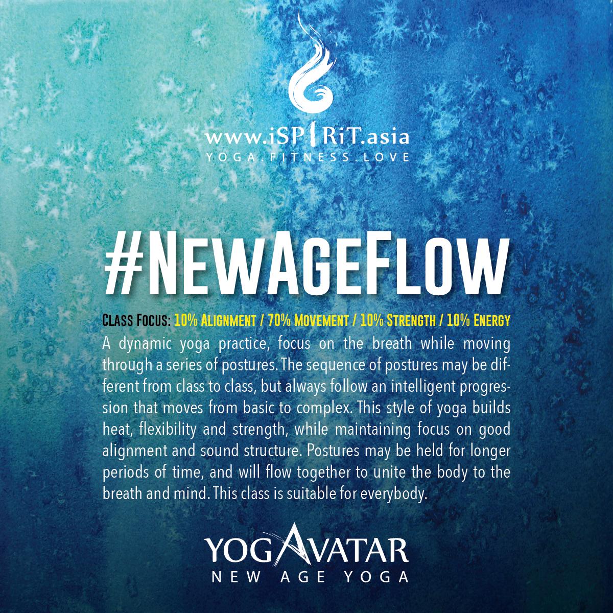 #NewAgeFlow