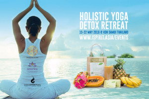 Holistic Yoga Detox Retreat Ko Samui