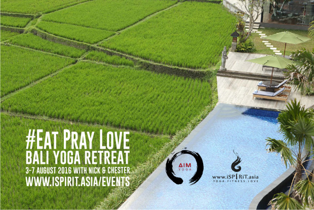 A Bali Yoga Retreat