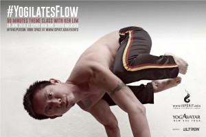 Yogilates Flow with Ken Lim