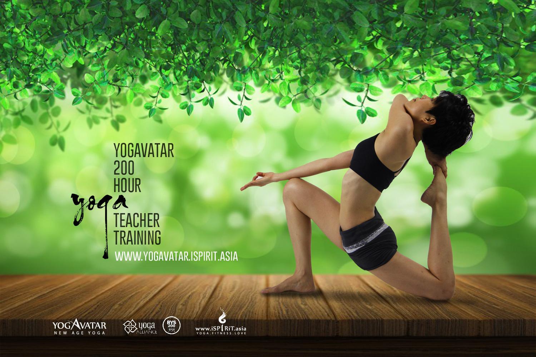 Yogavatar 200-hour Yoga Teacher Training 2016/17