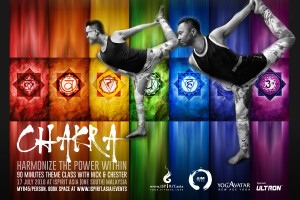 Chakra~ Harmonize The Power Within: 90 Minutes Theme Class With Nick and Chester v1