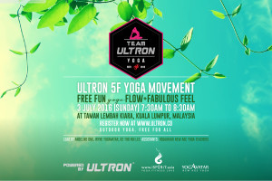 Ultron 5F Yoga Movemnet 20160703 v1