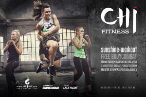 Chi Fitness Sunshine Workout Free BodyCombat v1
