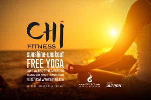 Chi Fitness Sunshine Workout (Free Yoga)