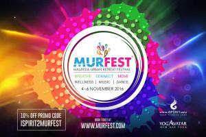 Murfest 2016 Malaysia Urban Retreat Festival