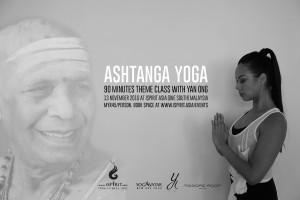 Ashtanga Yoga With Yan Ong