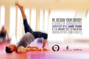 Re-design your energy Jambo Truong
