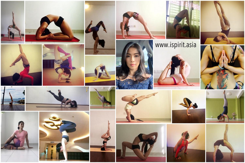 Regine Tan Yoga
