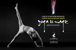 Yoga Is Magic iRyne