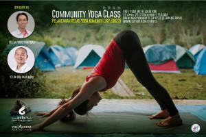 Community Yoga Class Joliv