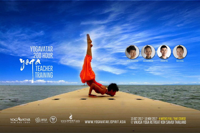 Yogavatar Teacher Training in Thailand Vikasa Samui v2
