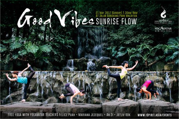 GoodVibes Sunrise Flow