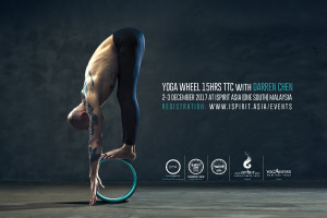 Yoga Wheel TTC Darren Chen
