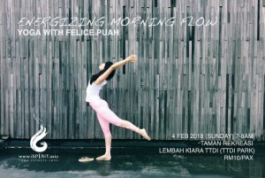Felice Puah morning flow