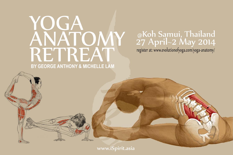 Event 20140427 Yoga anatomy