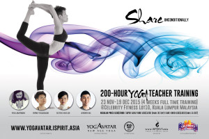 YOGAVATAR Teacher Training: Share