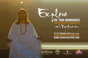 Explore The Yoga Boundaries Yoga Philosophy Workshop With Yogi Amitram