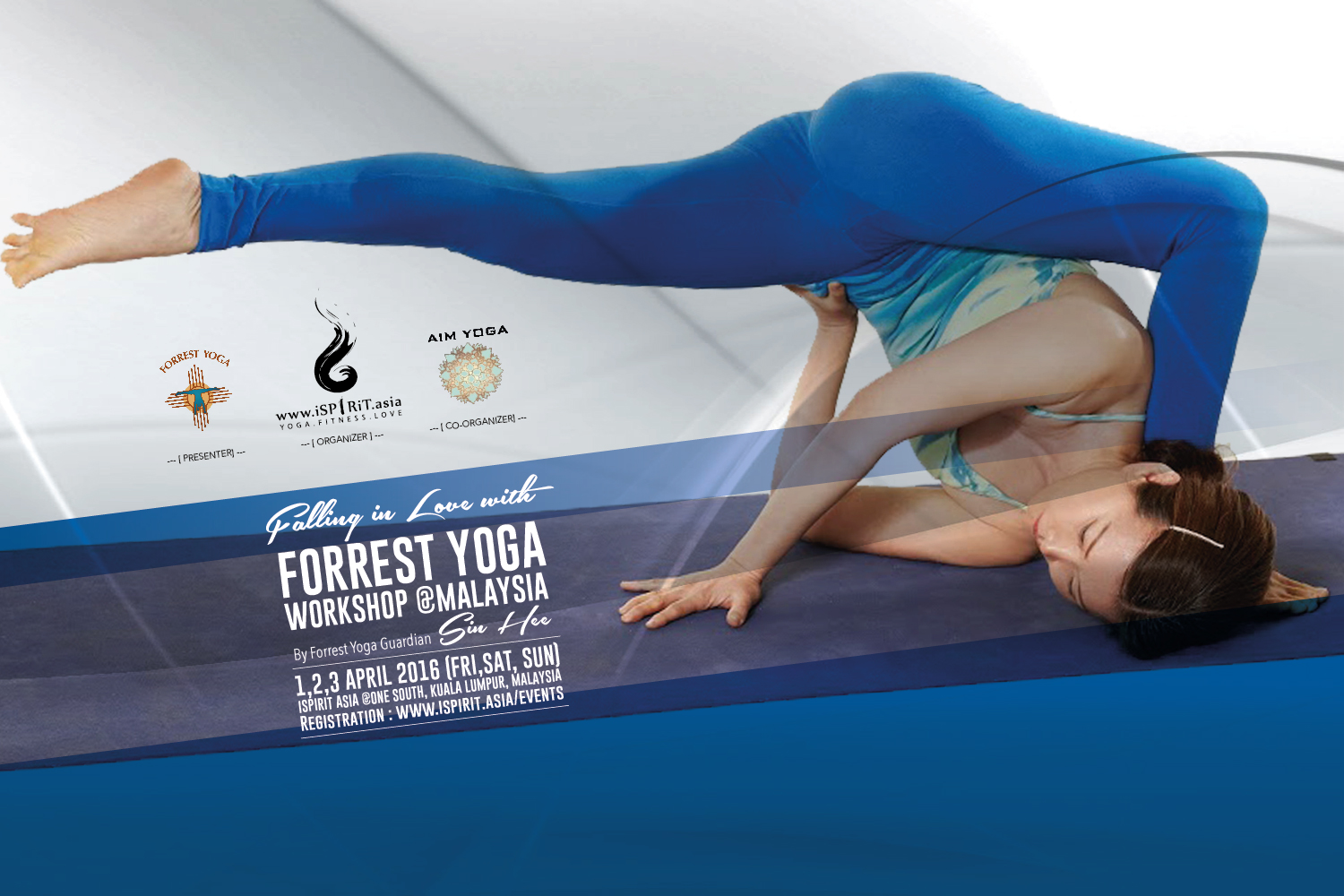 Forrest Yoga with Sin Hee @Malaysia