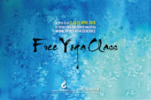 Free Yoga Class April 2016