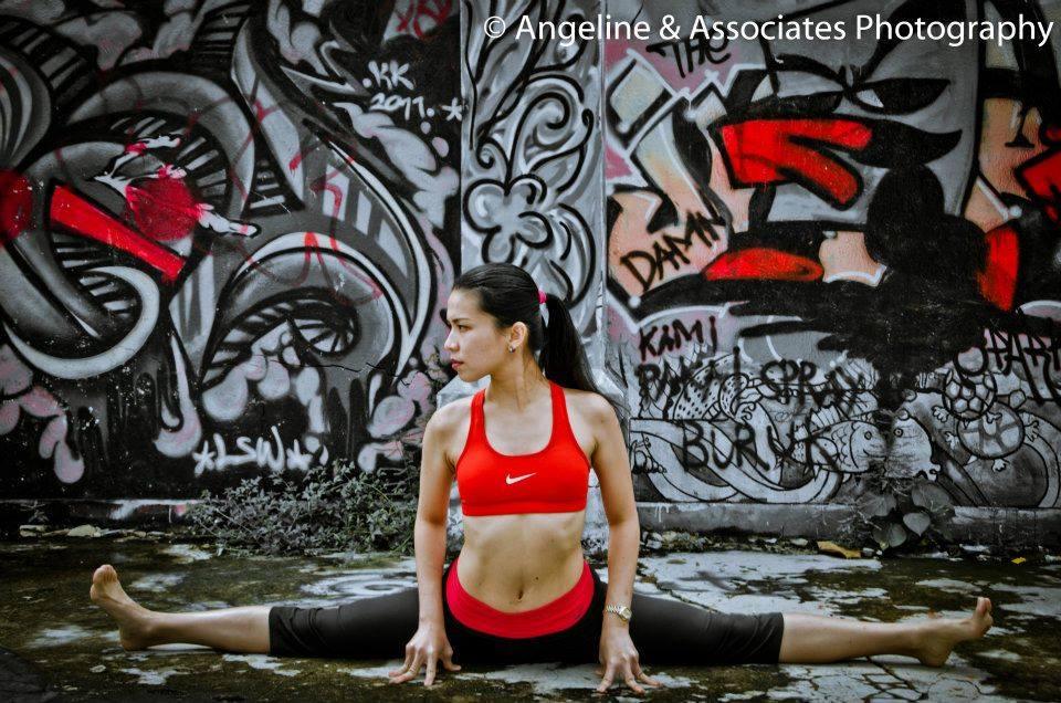 Fat Burning Yoga Angeline profile5