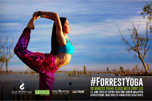 Forrest Yoga Cindy Lee