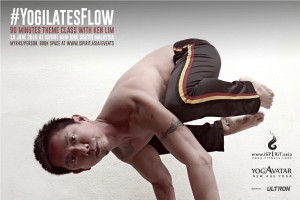 Yogilates Flow with Ken Lim