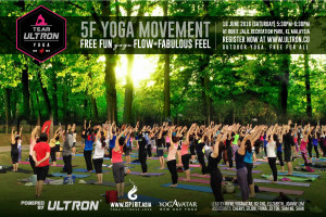 Ultron Yoga Movement 18 June 2016