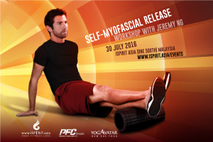 Self-Myofascial Release workshop malaysia Jeremy Ng