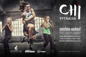 Chi Fitness Sunshine Workout Free BodyCombat v1