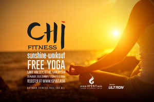 Chi Fitness Sunshine Workout (Free Yoga)