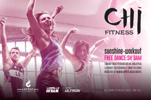 Chi Fitness Sunshine workout: Shbam v1