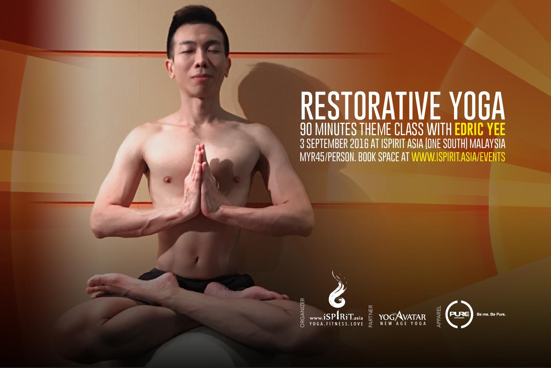 Restorative Yoga with Edric Yee v1