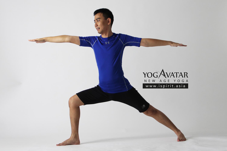 CHAN SIN (Yogavatar ID# 1606-019)