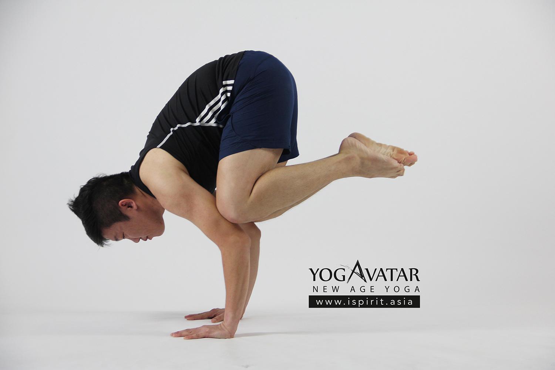 STEVE WONG LAIN FU (Yogavatar ID# 1606-025)