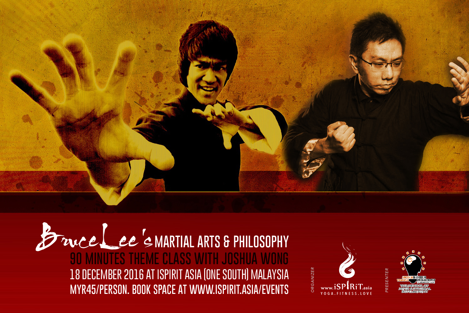 Bruce lee's martial arts and philosophy