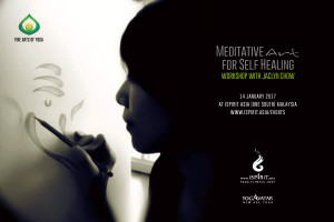 Meditative Art for Self Healing With Jaclyn Chow