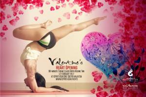 Valentine's Heart Opening Regine Tan