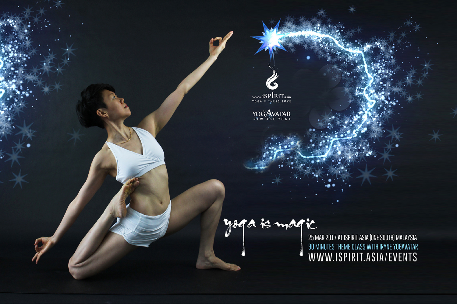 Yoga is Magic iRyne Yogavatar v2