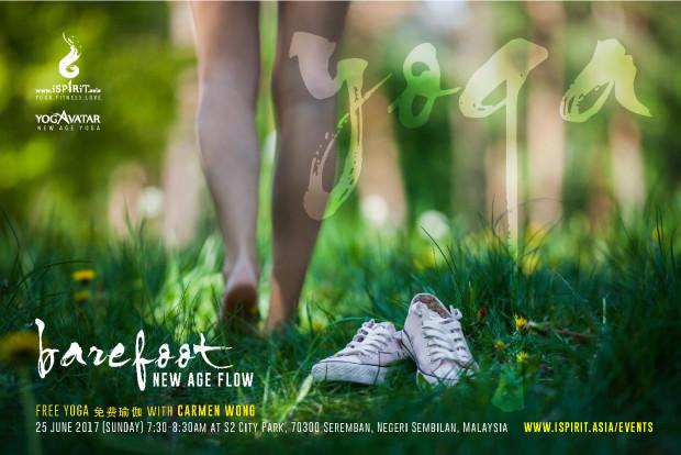 Barefoot New Age Flow Free Yoga Carmen
