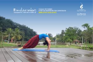 A Sunshine Yoga Diana August