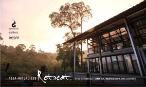 Yoga Nature Eco Retreat Anani December