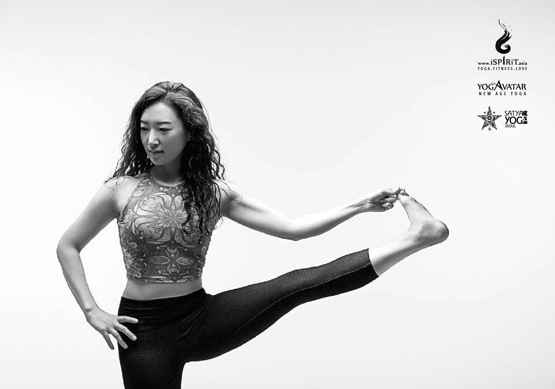 Let's Play Yoga Workshop translator