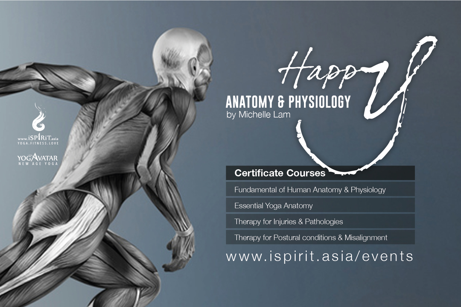 Happy Anatomy Physiology Certificate Courses By Michelle Lam